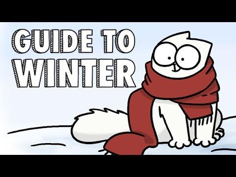 Simon's Cat: Guide to Winter