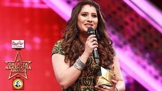Priyanka  தான் உண்மையான Entertainer - Archana  | Galatta Nakshatra Awards