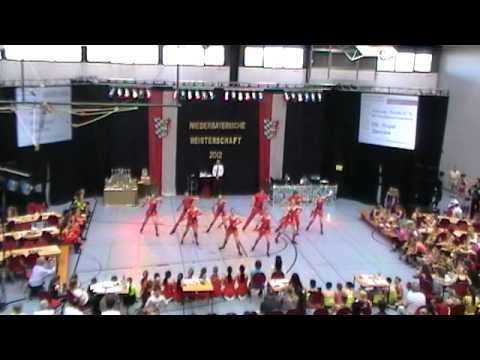 Royal Dancers - Niederbayerische Meisterschaft 2012