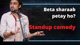 Bachelor Life in Karachi | Standup Comedy | JD