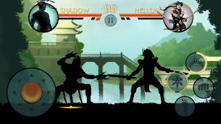Shadow fight 2 Gameplay Galaxy Note 2.