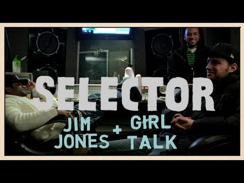 Jim Jones & Girl Talk Meet Up In A Midtown Studio - Selector