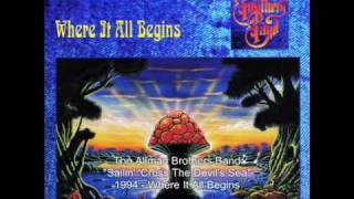 Watch Allman Brothers Band Sailin