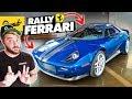 NEW Stratos - The Weird Ferrari-Powered Rally Car | Bumper 2 Bumper