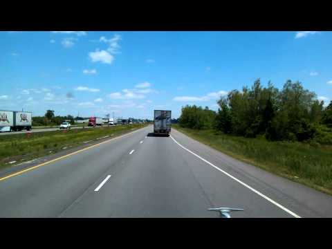 Trucking to Little Rock on Interstate 30 - (Extended Play)