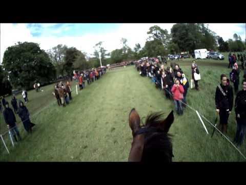 Sarah Ennis Mitsubishi Motors Badminton Horse Trials 2014