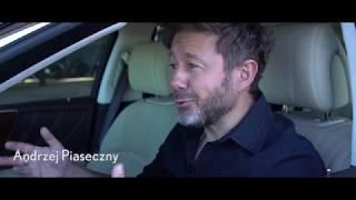 Andrzej Piaseczny wybrał nowego Lexusa LS 500
