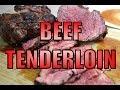 BBQ BEEF TENDERLOIN RECIPE - WEBER KETTLE BARBECUE…
