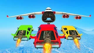 GTA 5 EPIC MOMENTS: #45 (Best GTA 5 Wins & Stunts, GTA 5 Funny Moments Compilation)