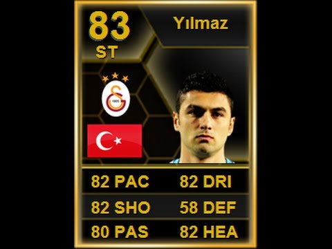 IF Burak Yilmaz | In Game Stats + Review | Fifa 13 Ultimate Team
