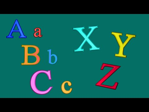 Abc Song | Abcd For Children By Little Star Tv video
