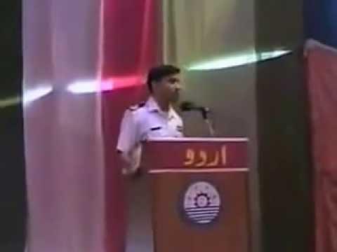 Funny Urdu Speech video