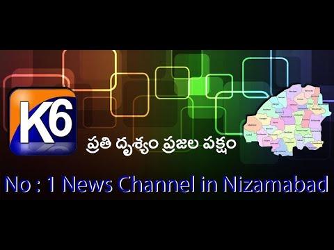 K6 Nizamabad Live Tv