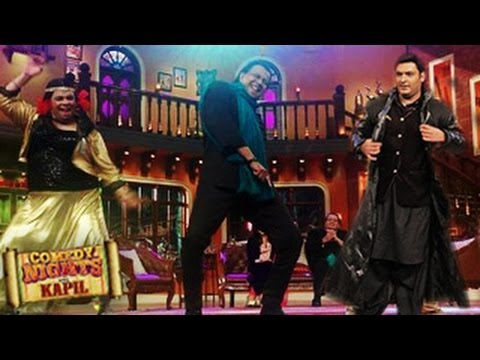 Mithun Chakraborty on Kapil Sharmas Comedy Nights With Kapil...