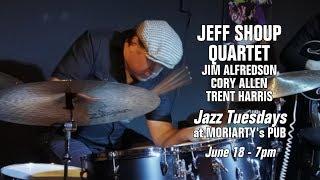 Jazz Tuesdays with the Jeff Shoup Quartet (6/18/19)