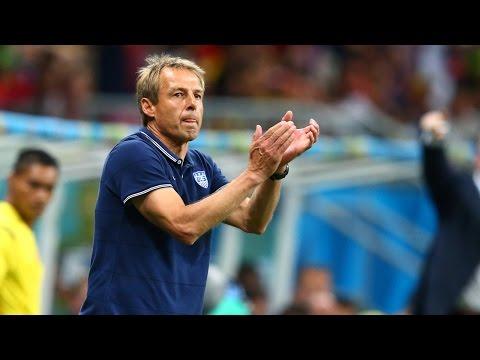 Jurgen Klinsmann on Tesho Akindele's January USMNT Camp