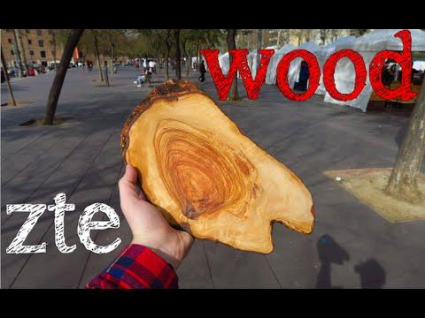 Купил Дерево и Презентация ZTE - Вложки