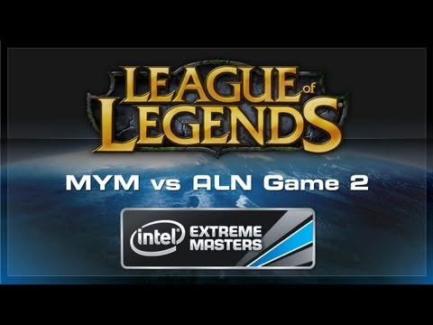 MYM vs ALN Game 3 League of Legends IEM Singapore Day 3