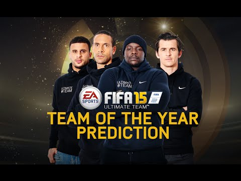 FIFA 15 Ultimate Team | Team of the Year Prediction - ft. Rio Ferdinand, Barton, Walker, Akinfenwa