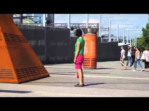 Giant Theremin in Melbourne