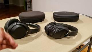 Sony WH-1000Xm3 vs. Bose QC35II