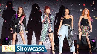 MAMAMOO(마마무) 'Egotistic' & 'Sleep In The Car' Showcase Stage (Red Moon, 너나 해, 잠이라도 자지)