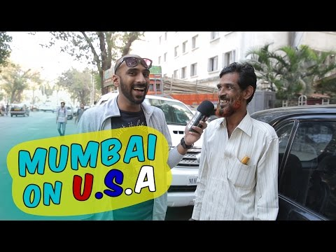 Mumbai on U.S.A