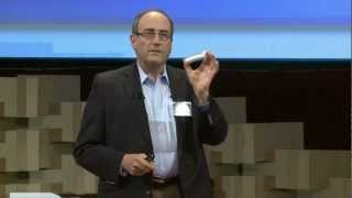 Powering our Future: David Yaffe at TEDxEmbryRiddle