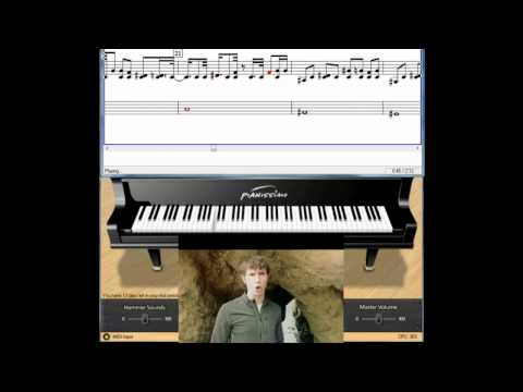 Tobuscus Dramatic Song on Pianissimo and NoteWorthy Composer