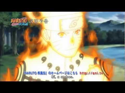 Naruto Shippuden 298 Sub Español Avances HD