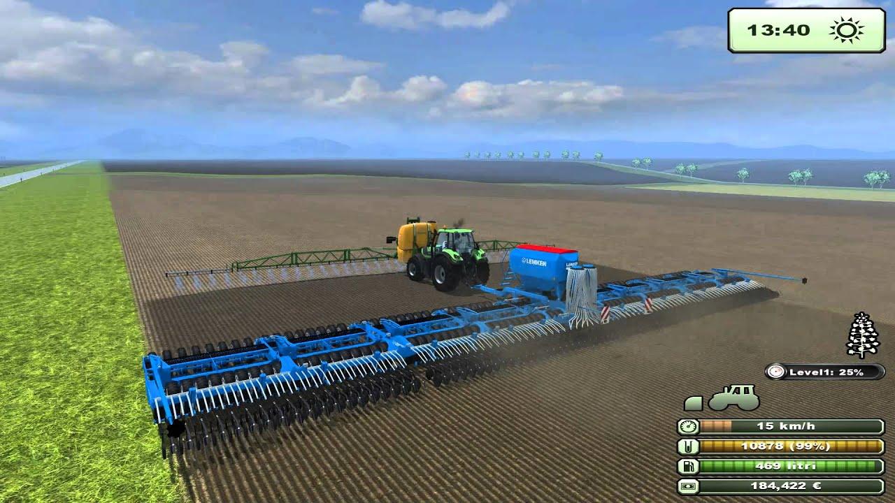 Как поменять язык в игре с английского на русский. Farming Simulator