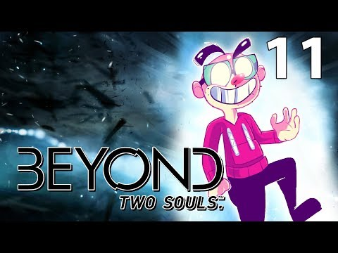Northernlion Plays: Beyond: Two Souls! [Episode 11] (Twitch VOD)