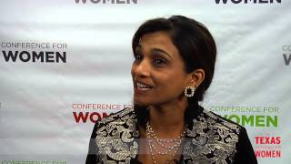 Sridevi Rao -Texas Conference for Women 2013