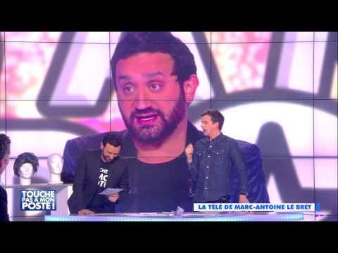 La télé de Marc-Antoine Le Bret