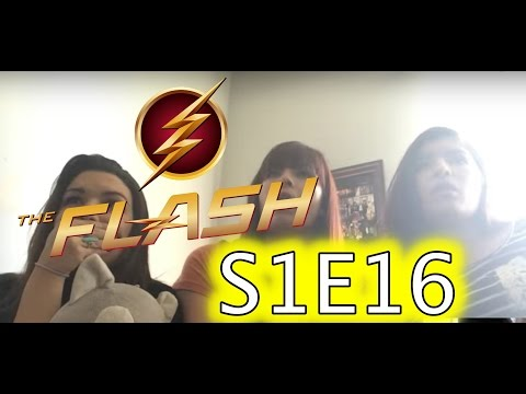 The Flash Episode 16 Reactions