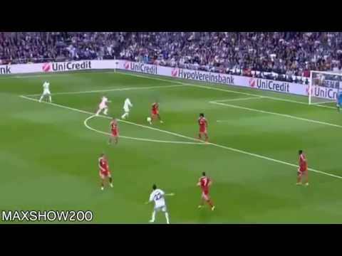 Real Madrid vs Bayern Munich 1 0 Goal Benzema   Full Highlights 23 04 2014 HD