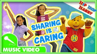 Hip Hop Harry | Sharing Is Caring | Children's Music Video