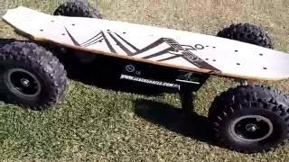 Skate elétrico Seven 800w