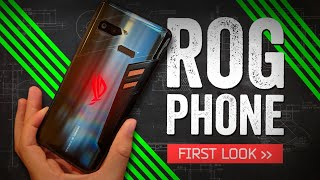 ASUS ROG Phone: Overkill Is Underrated