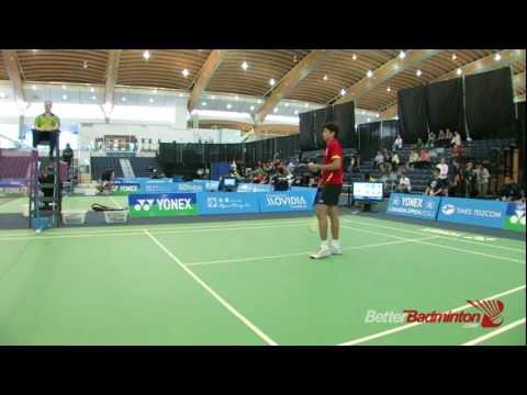 Chetan Anand vs. Joseph Rogers (Part 2) [Better Badminton]