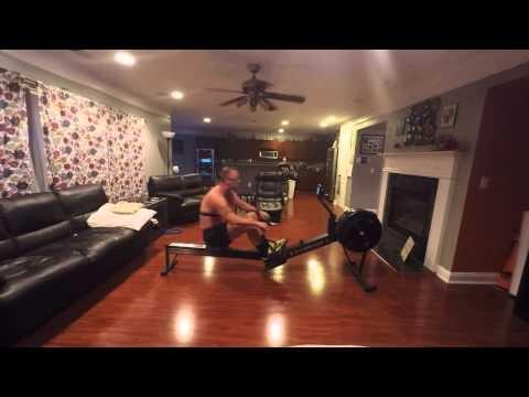 5000m Row - Concept 2 Indoor Rower