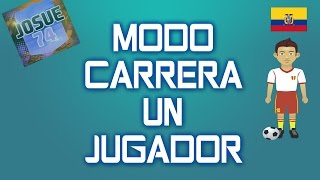 MODO CARRERA UN JUGADOR EPICO!! CAP #1- FIFA16 GAMEPLAY PC