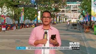 Live Report: Persiapan Pembukaan Asian Games 2018