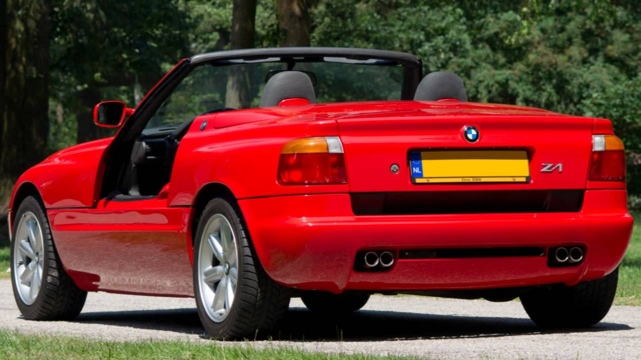 1990 Bmw Z1 Hd Photo Video With Fantastic Stereo Engine