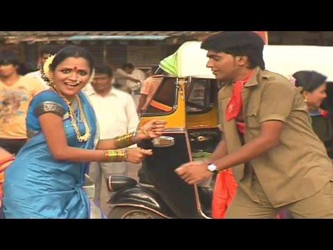 Ganpati Aanayala Vaat Majhi Baghtoy Rikshawala - Marathi Devotional...