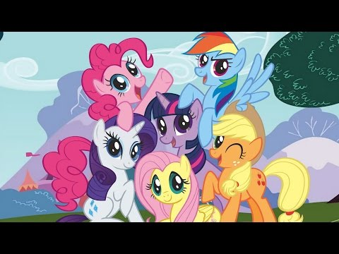 My Little Pony Movie In The Works – AMC Movie News