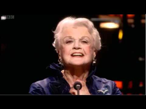 Olivier Awards Sondheim Tribute Part 1: Angela Lansbury sings
