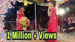 Desi Baja & Desi girl dance part - 3 || Sambalpuri dance Danda nacha 2018 HD video || DSA Budhipadar