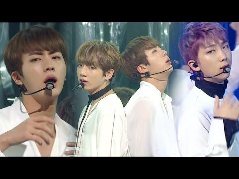 《Comeback Special》 BTS (방탄소년단) - Spring Day (봄날) @인기가요 Inkigayo 20170226