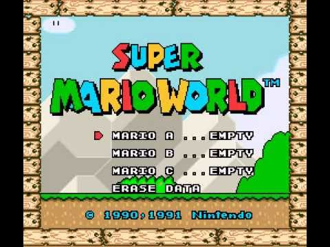 Super Mario World - Vizzed recording test - User video